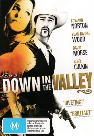 Down In The Valley on DVD image