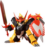 Mashin Hero Wataru: Jyakomaru - Model Kit