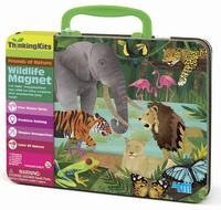 4M Thinking Kits: Wildlife Magnet Kit
