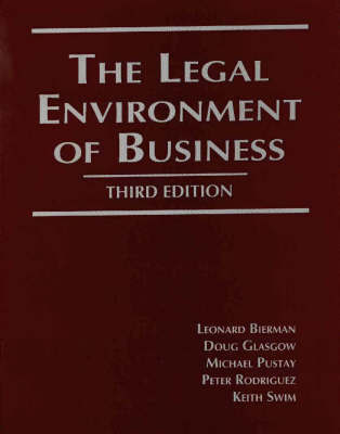 The Legal Environment of Business image