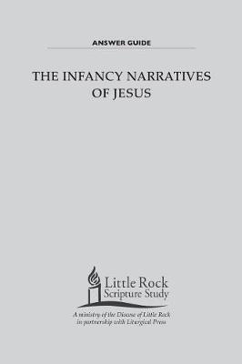 The Infancy Narratives of Jesus - Answer Guide by Little Rock Scripture Study image