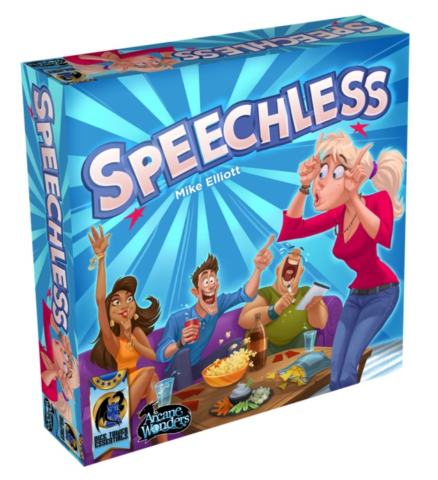 Speechless - The Tight-Lipped Guessing Game