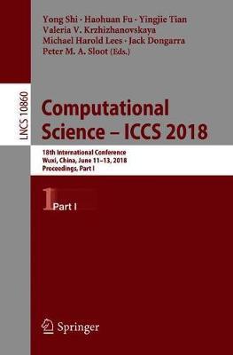 Computational Science - ICCS 2018