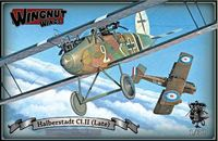 "Wingnut Wings 1/32 Halberstadt Cl.II ""Late"" Model Kit"