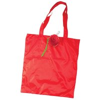 Fold-up Eco Shopping Bag - Rose