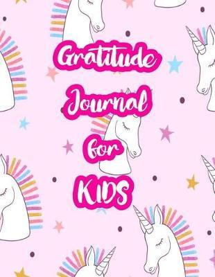 Gratitude Journal for Kid by Kenya Bowman