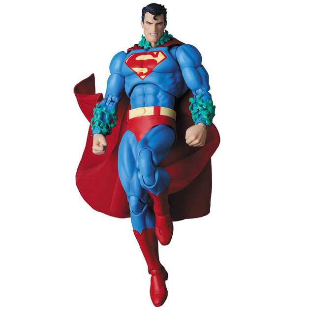 Superman (HUSH Ver.) - MAFEX Figure