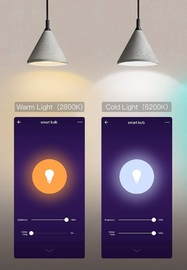 Smart Ape: WiFi Cool & Warm White Smart LED Spotlight (GU10) - 2 Pack
