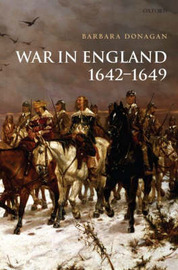 War in England 1642-1649 by Barbara Donagan image