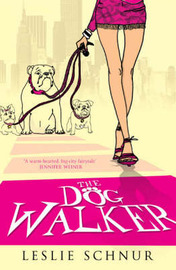 The Dog Walker by Leslie Schnur image