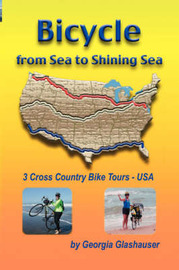 Bicycle from Sea to Shining Sea by Georgia Glashauser image