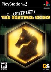Classified: The Sentinel Crisis for PlayStation 2