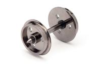 3 Hole Wheels 12.5mm - 00 Gauge
