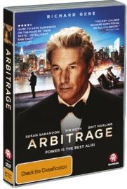 Arbitrage on DVD image