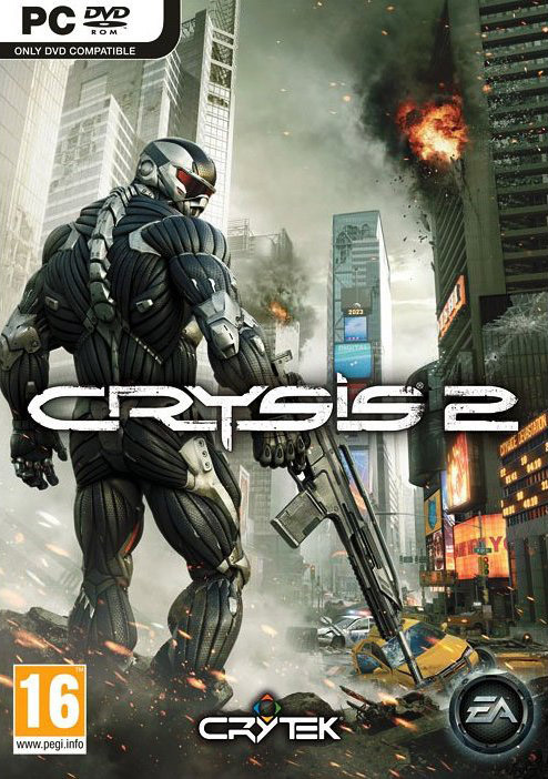 Crysis 2 for PC Games