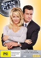 Spin City - The Complete Season 5 on DVD
