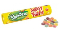 Rowntrees: Jelly Tots Tube - 140g image