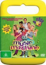 Hi-5 - Music Machine on DVD