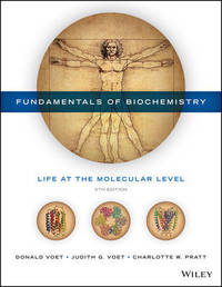 Fundamentals of Biochemistry Fifth Edition by Donald Voet