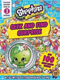 Shopkins: Seek and Find Surprise by Little Bee Books