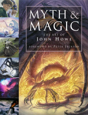 Myth and Magic by John Howe image