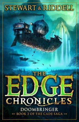 The Edge Chronicles 12: Doombringer by Chris Riddell image