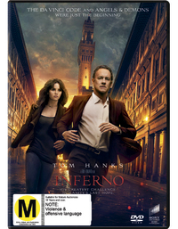 Inferno on DVD image