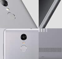 Xiaomi: Redmi Note 3 Smartphone 32GB (Grey) image