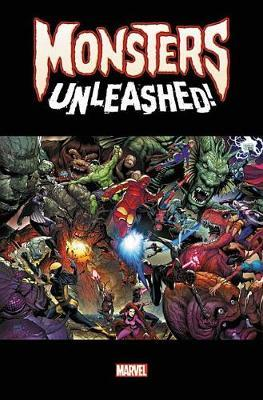 Monsters Unleashed by Cullen Bunn