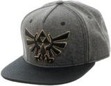 Legend of Zelda: Triforce Logo - Snapback Cap