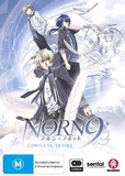 Norn9 Complete Series (Subtitled Edition) on DVD