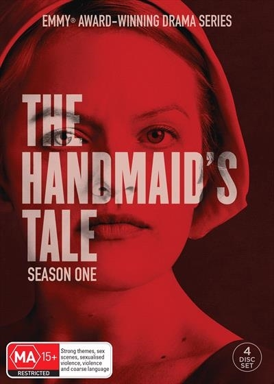 The Handmaids Tale - The Complete First Season on DVD image