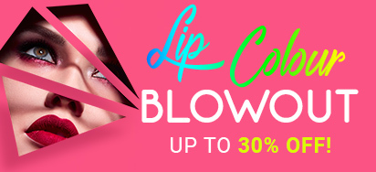 Lip Colour Blowout!