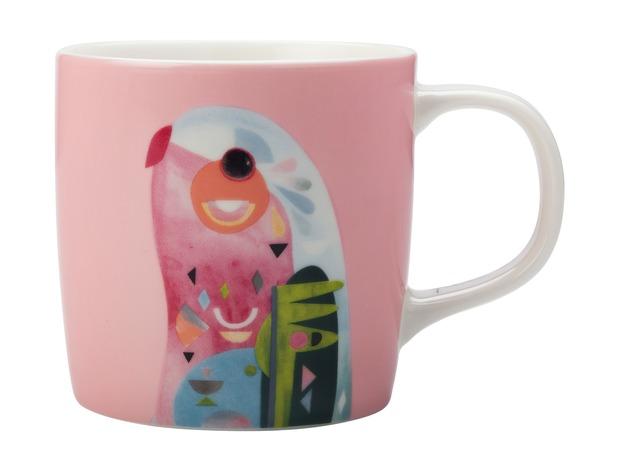 Maxwell & Williams: Pete Cromer Mug (Parrot)