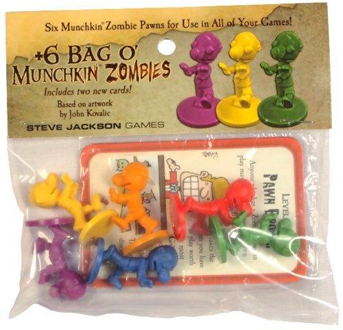 Munchkin: Bag O' Munchkin - Zombies
