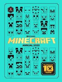 Minecraft Annual 2020 by Mojang AB