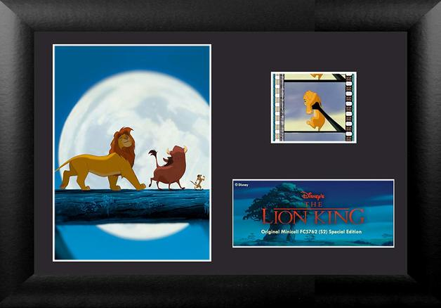 FilmCells: Mini-Cell Frame - The Lion King (Moon Hakuna)
