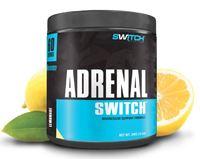 Adrenal Switch - Magnesium Adrenal Support Formula - Lemonade (30 Serves)