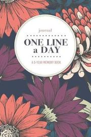 Journal - One Line a Day by Hinterland Journals & Keepsakes image