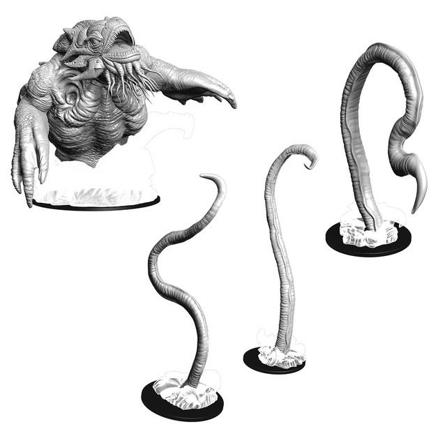 D&D Nolzur's Marvelous: Unpainted Miniatures - Kraken