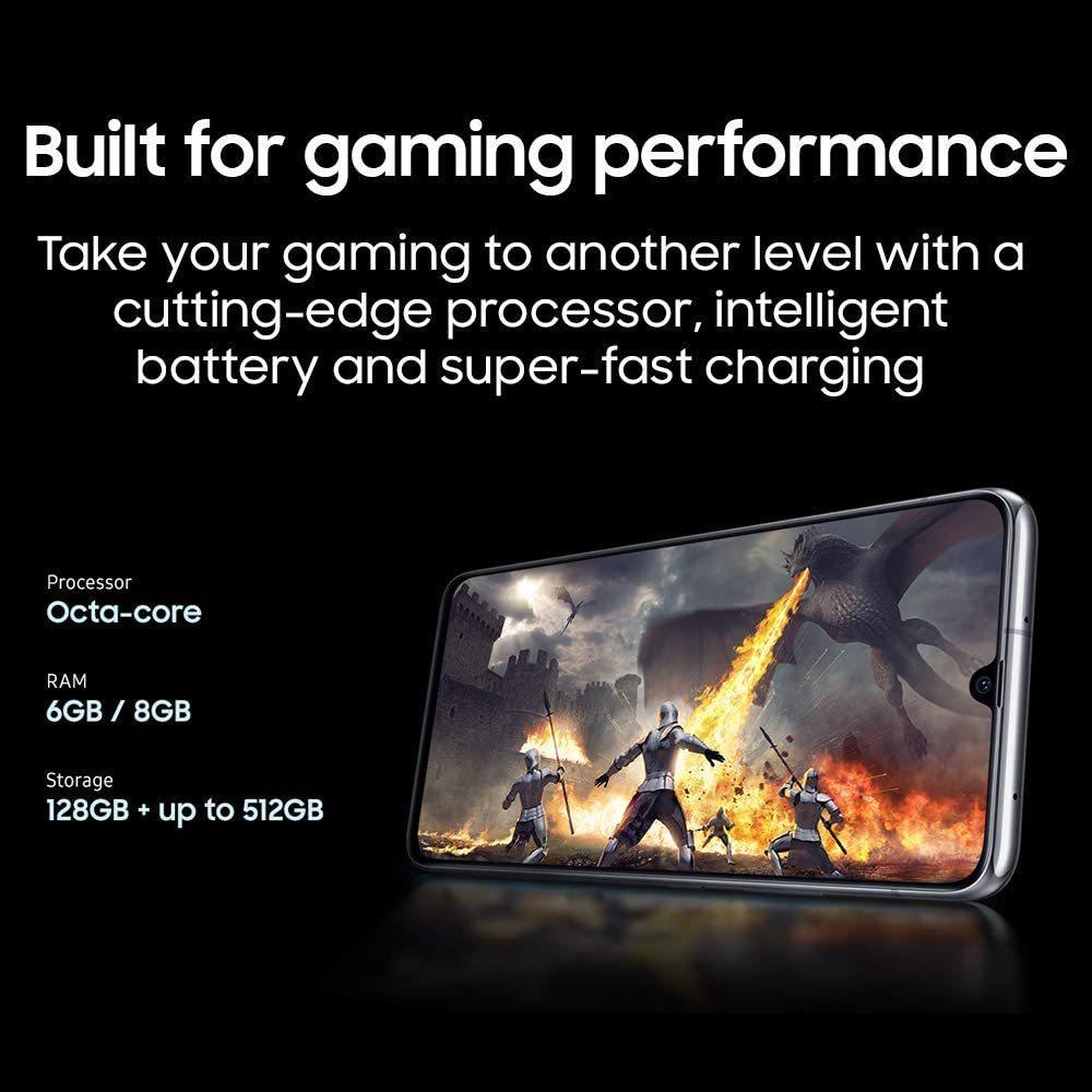 Samsung Galaxy A90 (2019) (128GB/6GB RAM) - Black image