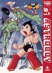 Astro Boy (Original) - Volume 9 on DVD