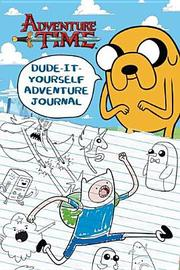 Dude-It-Yourself Adventure Journal by Kirsten Mayer