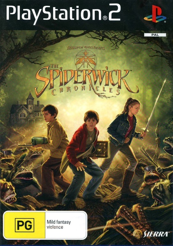 The Spiderwick Chronicles for PlayStation 2