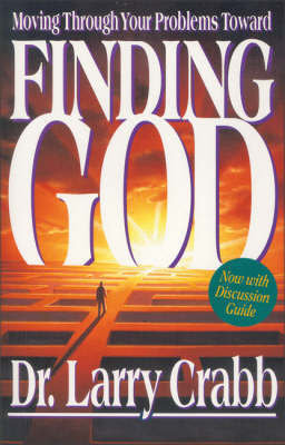 Finding God by Larry Crabb image