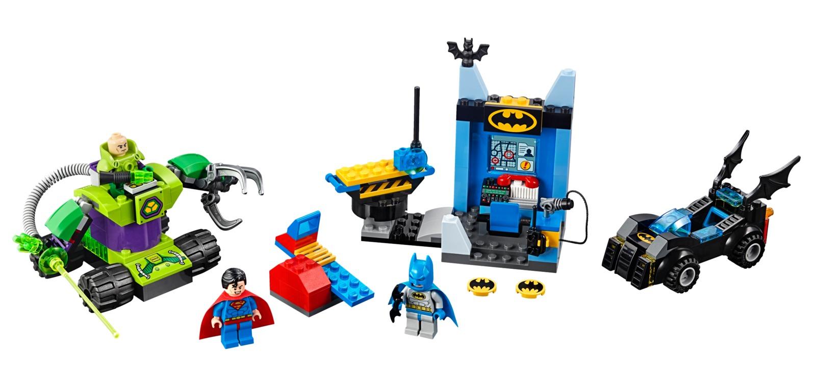 LEGO Juniors: Batman & Superman vs. Lex Luthor (10724) image