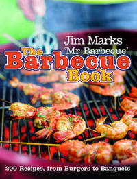 The Barbecue Book by Jim Marks image