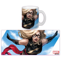 Marvel: Ms. Marvel - Coffee Mug