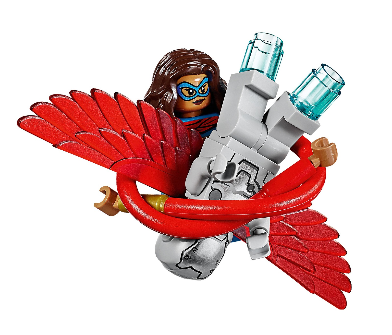 LEGO Super Heroes: Captain America Jet Pursuit (76076) image