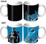 Batman Coffee Mug Heat Change